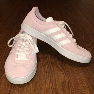 MAKE OFFERS!! Pink Adidas VL Ortholite 2.0